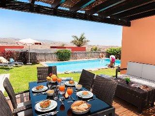 2 bedroom Villa in El Salobre, Canary Islands, Spain : ref 5697721