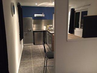 appartement 33 m2 au calme campagne/plage