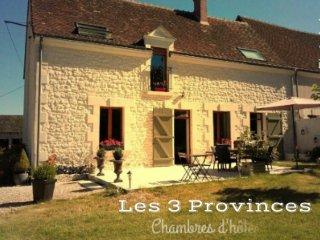 Les 3 Provinces - Chambres d'Hotes de charme