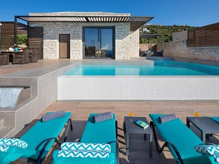 Brand-New VIP Villa, Kokkino Chorio Chania Crete