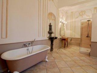 Suite Pauline, coté salle de bains