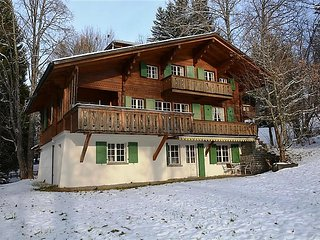 4 bedroom Apartment in Gstaad, Bernese Oberland, Switzerland : ref 2236765