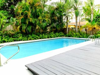 Luxury home oasis getaway, Wilton Manors