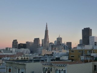 North Beach 2BR + study gem!
