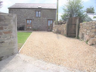 The Barn, Trelash, Otterham, a romantic retreat in North Cornwall