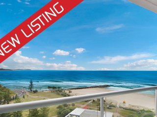 Points North 16-98 Coolangatta Beachfront