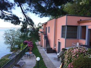 mini appartamento in villa con spiaggia privata