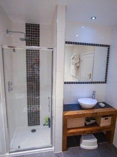Luxury downstairs bathroom