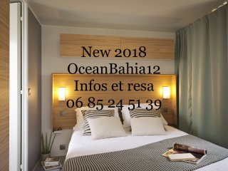 OceanBahia12 Location 6 pers Luxe Montalivet Ocean direct club 5*