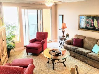 23rd Flr Beautiful Gulf Front View!  Sleeps 8.  Watch The Sunsets!