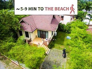 Villa Kolo Bang Tao 500 m to Bang Tao Beach