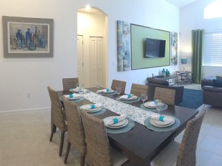 Enjoy Orlando With Us - Sonoma Resort - Feature Packed Cozy 4 Beds 3 Baths