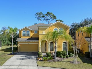 6 bedroom home 10 minutes from Disney parks