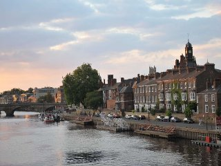 The Riverside York Five Star Self Catering Townhouse