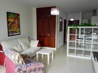 Bonito estudio para dos personas situado en Bajamar, La Laguna, Tenerife,