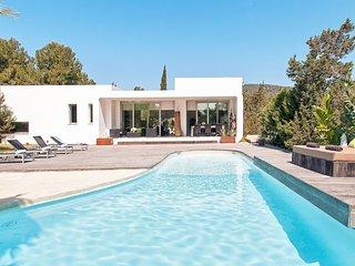 Villa  para 8 personas en Ibiza cerca de Cala Jondal