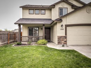 New! Peaceful 4BR Boise Home w/ Large Backyard!