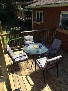 Guest deck