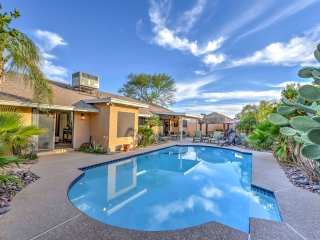 Scottsdale House w/ Private Pool & Hot Tub!