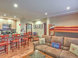 Ski-In/Ski-Out Kirkwood Condo w/ Patio!