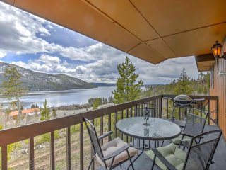 2BR Grand Lake Condo w/Lake & Mountain Views!