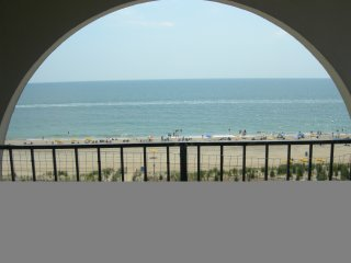 Ocean Front Condo Steps to the Beach, Best Location In Ocean City, MD