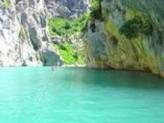 The Lac de Sainte Croix 30 km