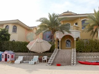 Palm Jumeirah Four Bedrooms Beach Villa