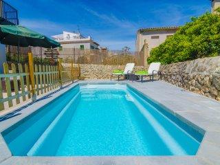COSTA DE BAIX -  Villa for 7 people and private pool in Montuiri
