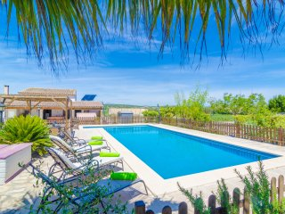 COSTA DE SON VANRELL - Villa for 5 people in Montuïri