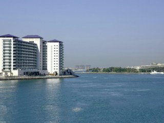 Luxury full sea view 1 bdr app at Azure Residence, Palm Jumeirah!
