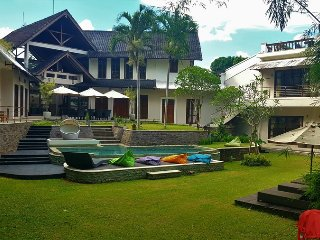 Private Oasis 8 Bedroom Villa, Umalas'