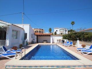 Catrina - holiday home with private swimming pool in Calpe