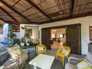 Unique Mauritian Villa with Private Beach, Trou d'eau Douce