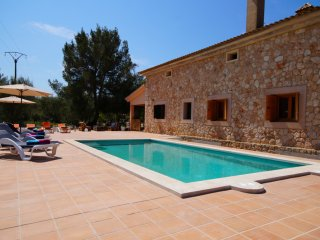 Wonderful Villa in Sineu