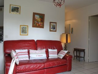 Apartment 693 m from the center of Benerville-sur-Mer with Parking (277939)
