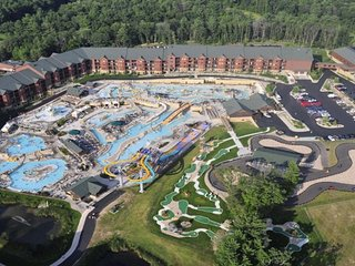 Get away from it all at Great Smokies Resort!