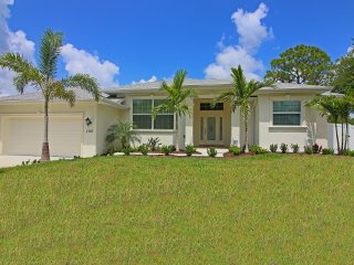 Three bedroom, two bathroom, pool home, with option electric heat located off th