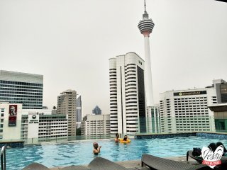 Fraser Place 3-4pax Luxury Hotel 5min to KLCC, 10 min to Pavilion Free Wifi 2405