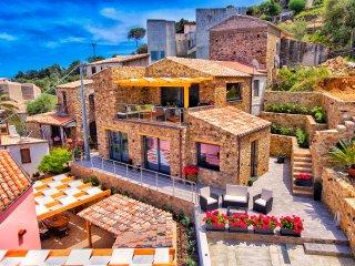 La villa del Borgo