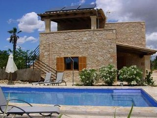3 bedroom Villa in Cas Concos, Balearic Islands, Spain : ref 5474025