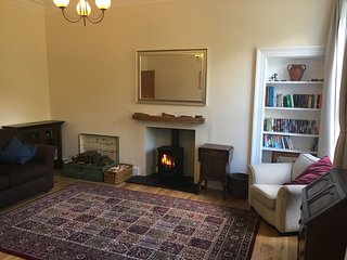 3 Bedroom House with Parking & Large Garden on Gilmore place, Edinburgh