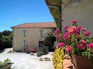 Genieten op het Franse platteland: La Coste Rouge, Boulogne-sur-Gesse