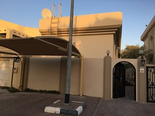 Holiday home for only families and family pets, Dubai