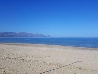 Casa spaziosa, accogliente, a 3 minuti dalla spiaggia!