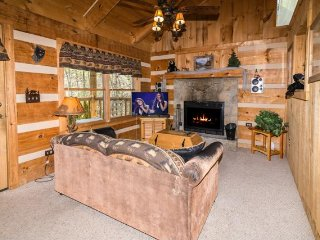 Bears Heaven...A Quiet, Cozy, Clean cabin near Pigeon Forge,TN.