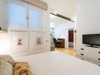 Habitación doble en el barrio antiguo de Vegueta