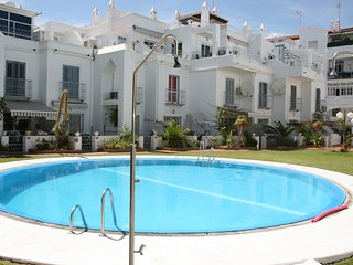 Center Nerja/Parador/Burriana, 100 m to beach and 600 m to Balcon de Europa