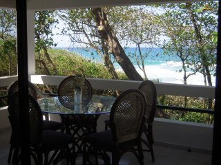 Peaceful Beachfront Condo in Cabarete