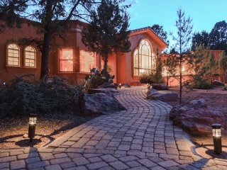 The Sunset House in West Sedona
